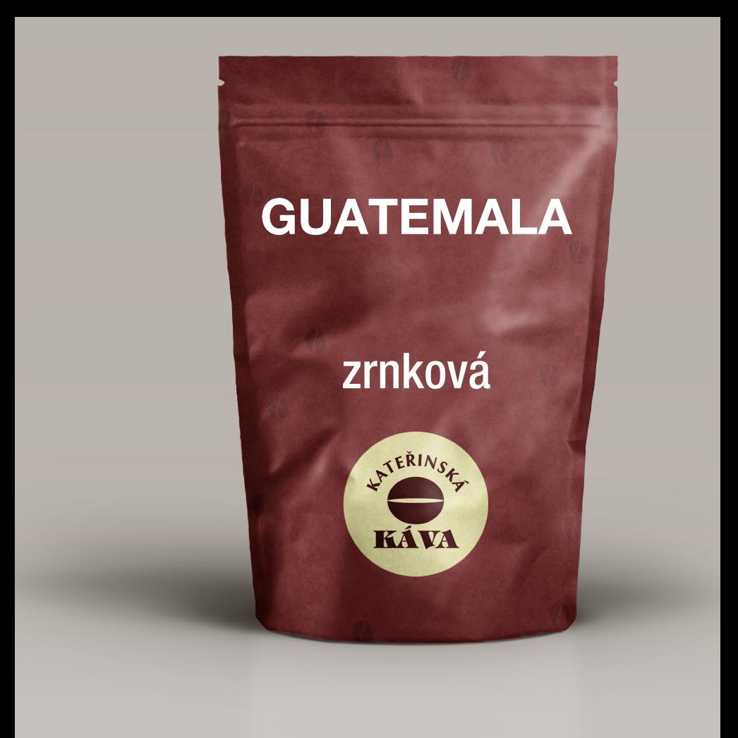 GUATEMALA – Zrnková