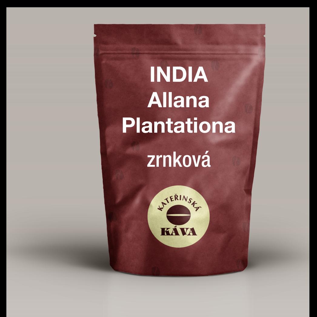 INDIA Allana Plantationa – Zrnková
