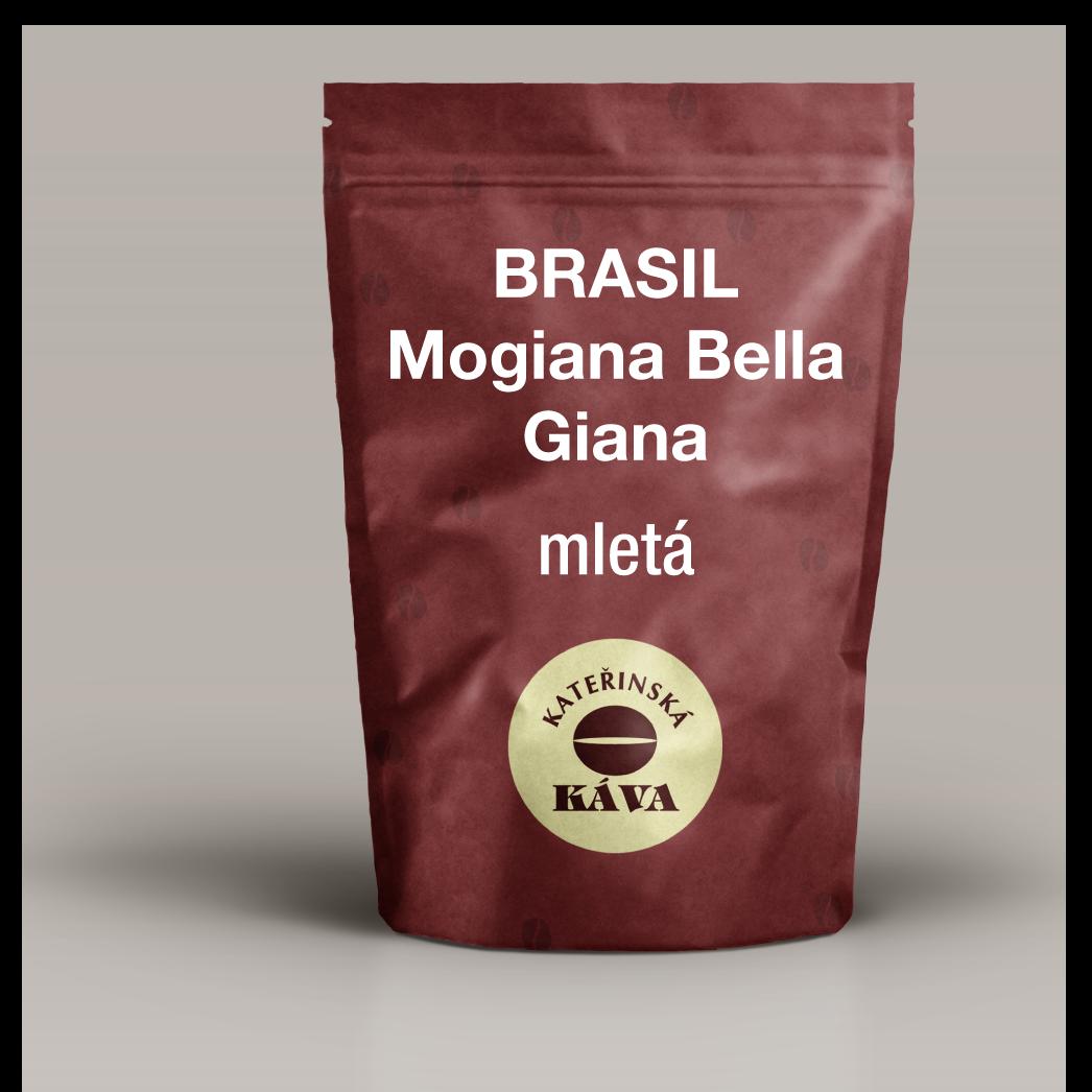 BRASIL Mogiana Bella Giana – Mletá