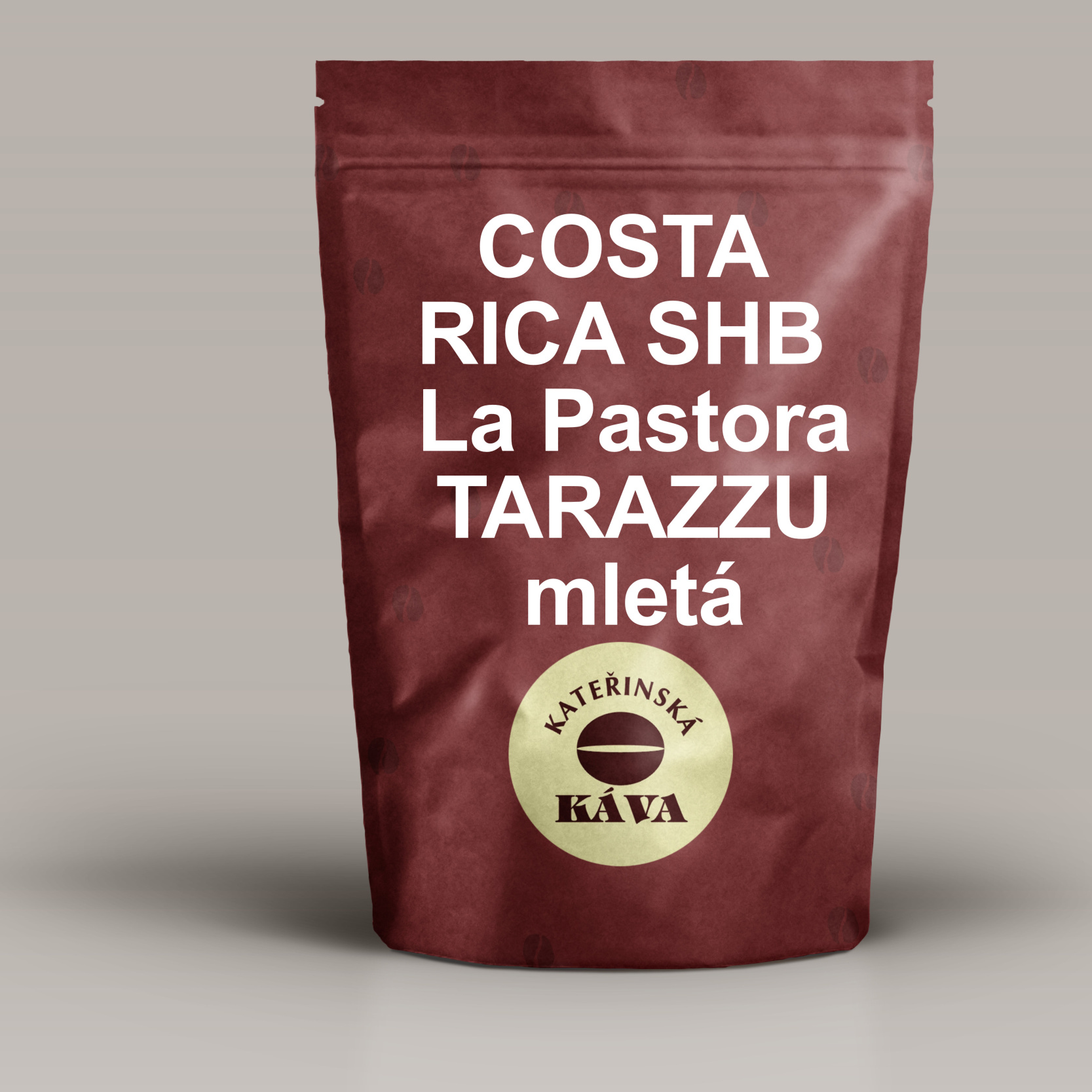 COSTA RICA  SHB La Pastora TARAZZU -mletá