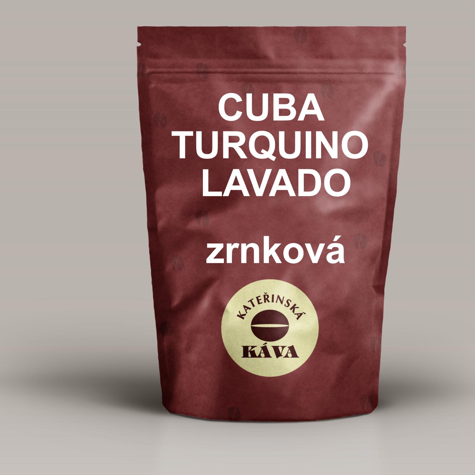 CUBA TURQUINO LAVADO -zrnková