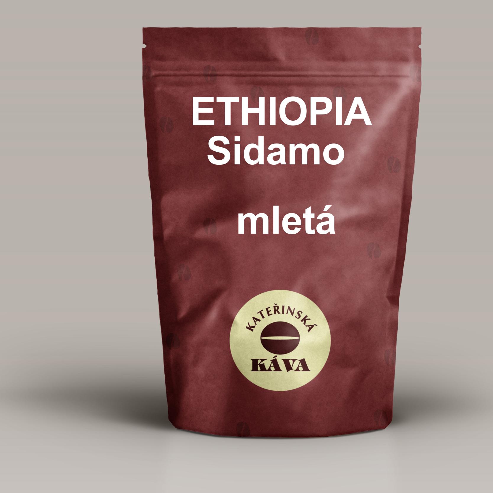 ETHIOPIA Sidamo-mletá