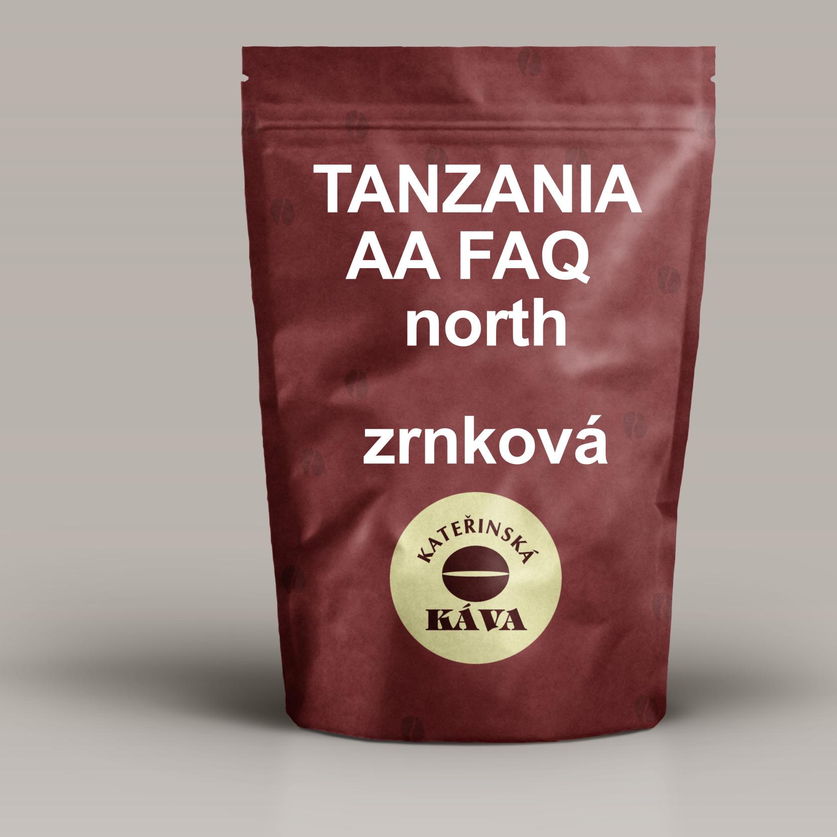 TANZANIA AA FAQ North -zrnková